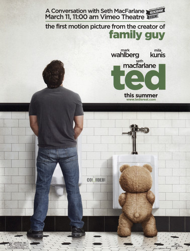 SXSW 'Ted' Poster