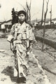 Sadako Sasaki -Sasaki Sadako, January 7, 1943 – October 25, 1955)
