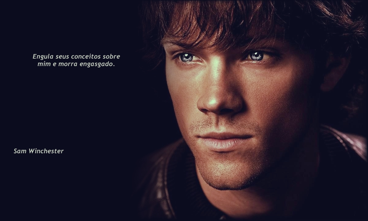 Sam and Dean Winchester Supernatural