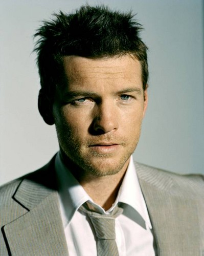 Sam Worthington wallpaper with a business suit entitled Sam @ photoshoots