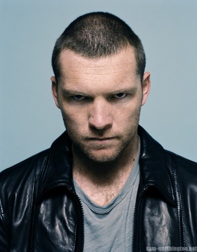 Sam Worthington wallpaper titled Sam @ photoshoots