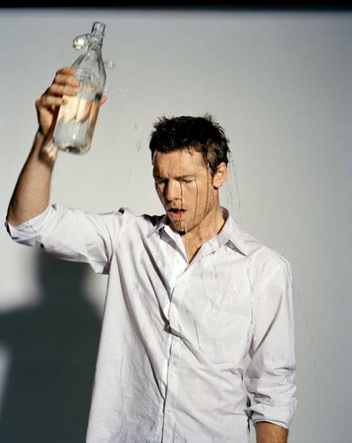 Sam Worthington wallpaper entitled Sam @ photoshoots