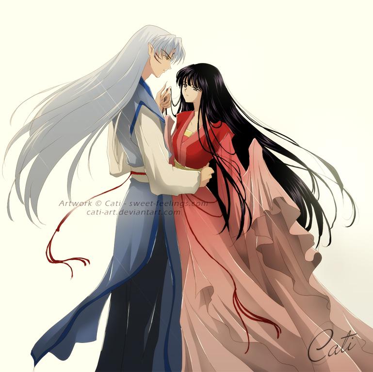 Sesshoumaru & Kikyo