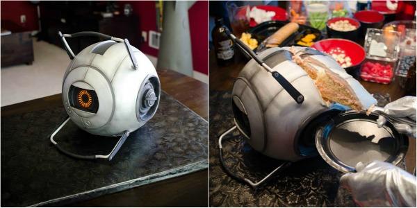 Weltraum Sphere Cake - Portal 2 Foto (29795549) - Fanpop