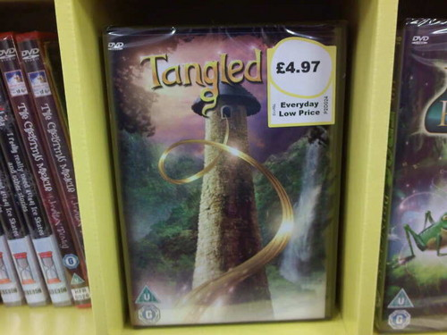 Tangled Movie?