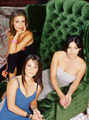 The Halliwell Sisters - female-ass-kickers photo