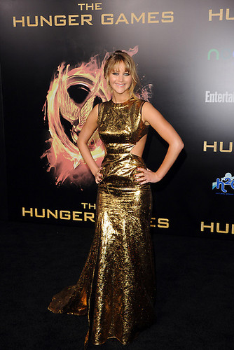 The Hunger Games LA Premiere
