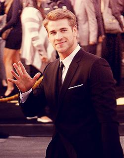 The Hunger Games Premiere LA - Outside Arrivals