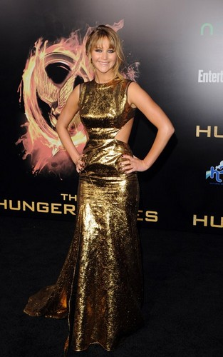 The Hunger Games World Premiere Red Carpet