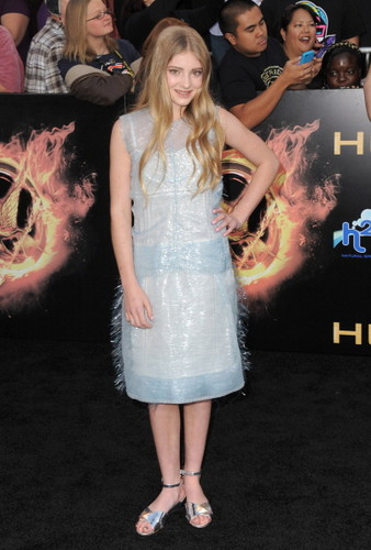 The Hunger Games Worldwide Premiere