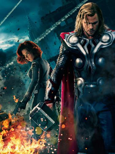 Thor/Black Widow