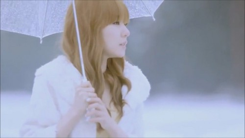 "Tiffany ""Time Machine"" PV - tiffany-girls-generation Screencap"