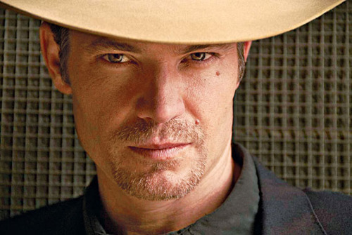Timothy Olyphant wallpaper containing a snap brim hat, a campaign hat, and a fedora called Timothy Olyphant