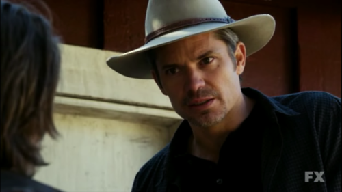 Timothy Olyphant wallpaper containing a snap brim hat, a boater, and a campaign hat called Timothy Olyphant