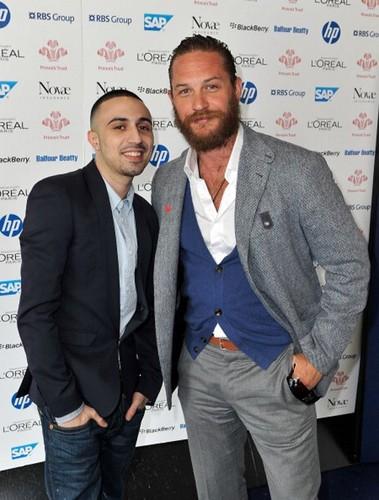 Tom & Adam Deacon,both Ambassadors for The Princes Trust and BAFTA winners.
