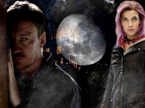 Tonks and Remus