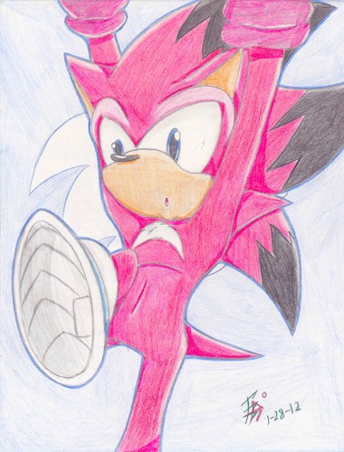 Tronic the Hedgehog