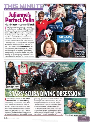 US Weekly - 19 March