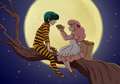 Urusei Yatsura_ Rei and Ran