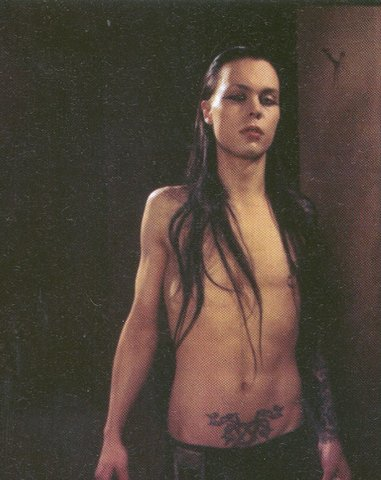 Ville Valo 壁纸 containing a bikini called VV