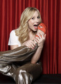 Vampire Diaries Cast Step into TVD Guide Magazine Photobooth