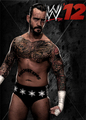 WWE 12 - cm-punk fan art