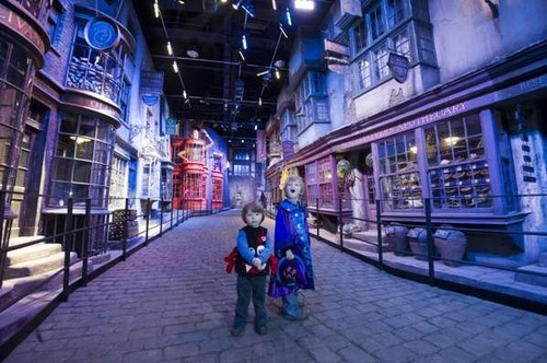 Warner Bros. Studio Tours - Leavesden - Harry Potter