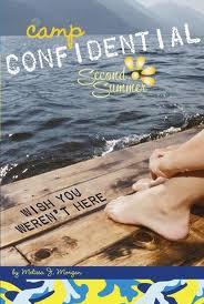 Wish आप Weren't Here (Camp Confidential #8)