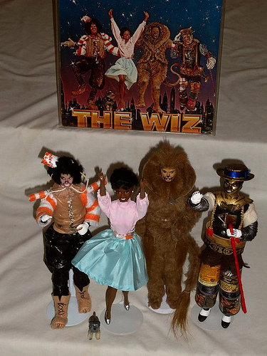 Wiz dolls