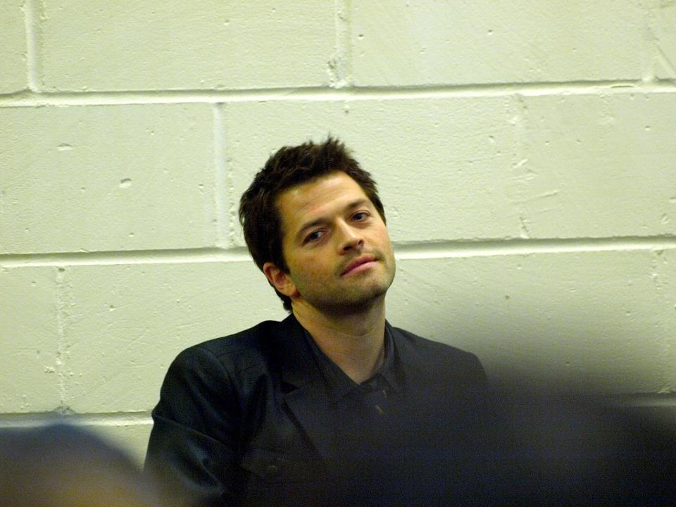 Misha Collins Images You Mean Everything To Me Hd Wallpaper And