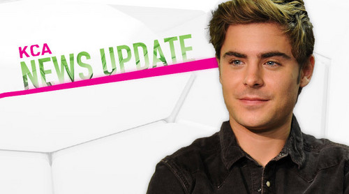 Zac Efron to Present at the 2012 KCAS