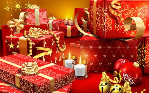 all christmas!