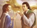 Catelyn Stark & Renly Baratheon