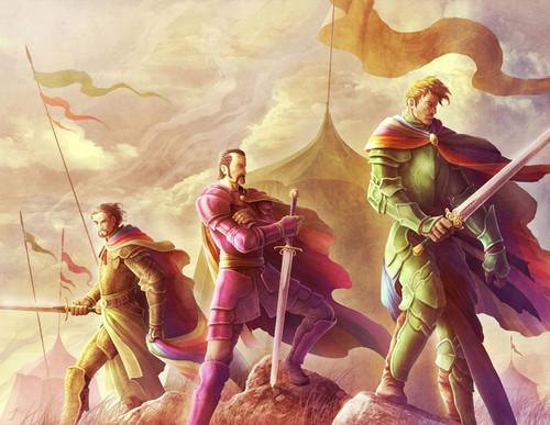 The радуга Guard