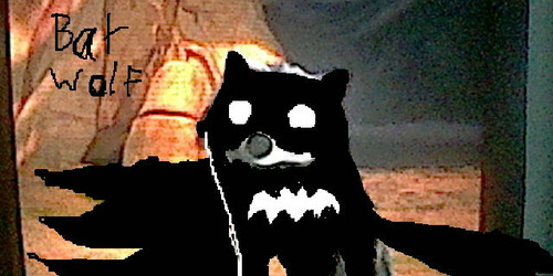 bat 狼