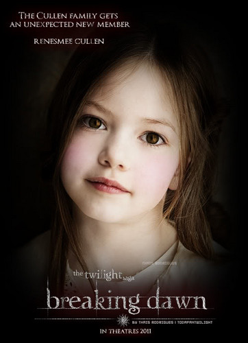 breathtaking renesmee