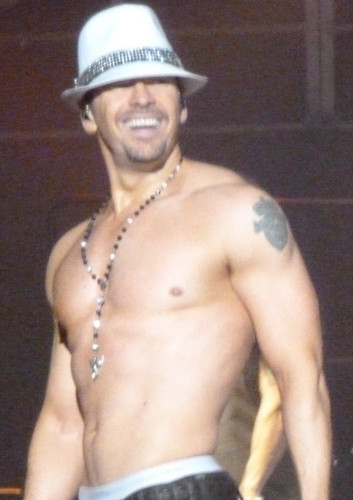 Donnie Wahlberg wallpaper possibly containing a hunk titled donnie