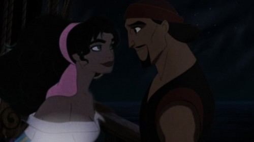 esmeralda and sinbad