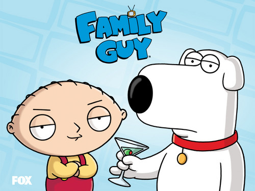padre de familia fondo de pantalla with anime entitled family guy
