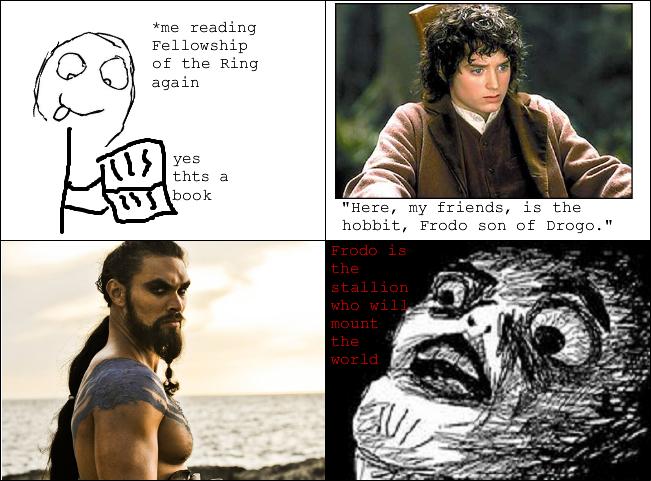 Frodo son of Drogo