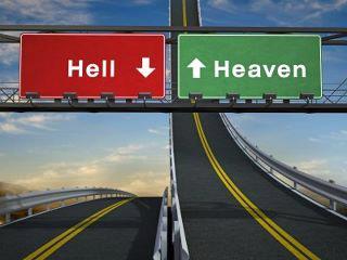 heaven atau hell