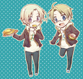 hetalia siblings (north america) - anime-siblings photo