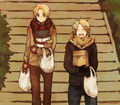 hetalia siblings (north america)