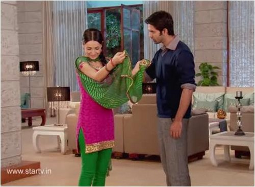 khushi and arnav - barun-sobti Photo
