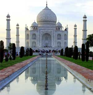 my india's taj mahal