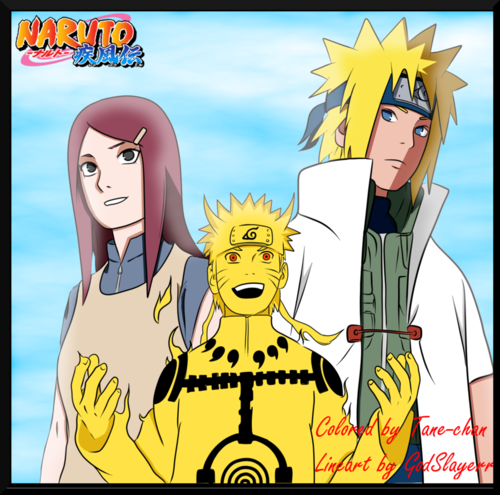 Naruto nd parents