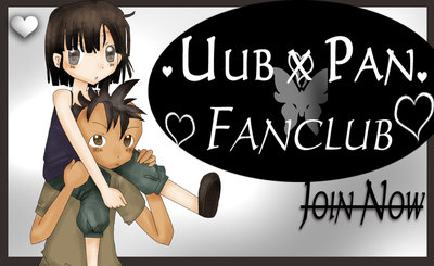 pan and uub <3