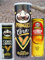pringles corn crisps - potato-chips photo