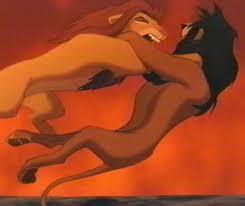 simba vs scar pounce