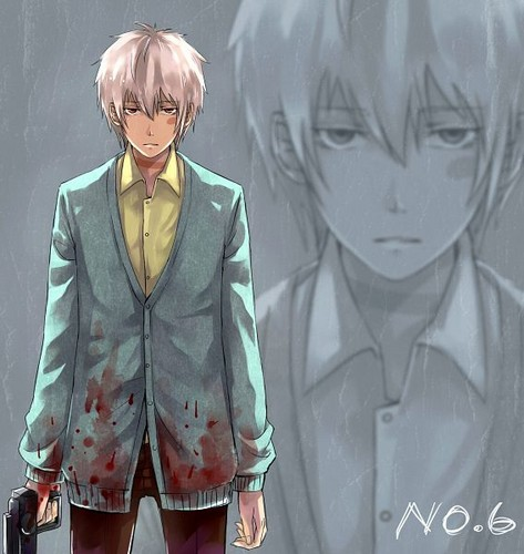 No.6 wallpaper probably with a well dressed person and a business suit entitled sion